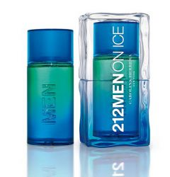 Carolina Herrera 212 Men On Ice 100ml