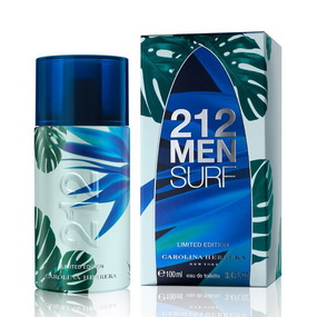 Carolina Herrera 212 Men Surf edt 100 ml (m)