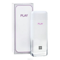 GIVENCHY Play For Her Eau de Toilette (белый) 75 мл (ж)