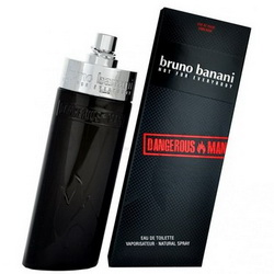Bruno Banani Dangerous For Men 75 ml (m)
