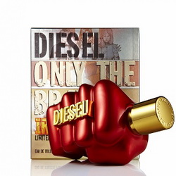 DIESEL Only the Brave Iron Man Limited edition 75 ml (м)