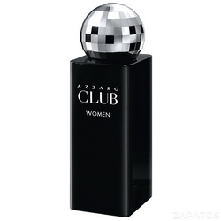 Azzaro Club For Women edt 75ml (w) tester