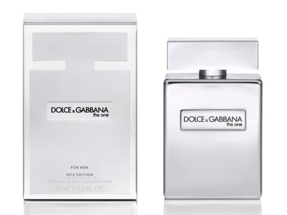 Dolce and Gabbana The One for Platinum Limited Edition 100ml