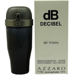 Azzaro Decibel edt 100ml (m) tester