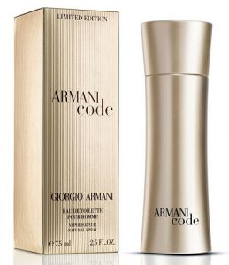 Giorgio Armani Armani Code Golden Limited Edition 75ml