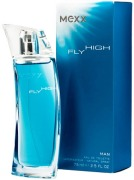 Mexx FLY High man edt 75ml