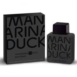 Mandarina Duck Black Men 100 ml