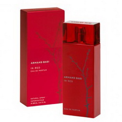 Armand Basi In Red Eau De Pafum 100ml (w)