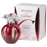 Cartier Delices De Cartier for women 100ml