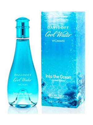 Davidoff Cool Water Into The Ocean for Women 100ml