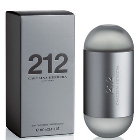 Carolina Herrera 212 edt 100 ml (w)