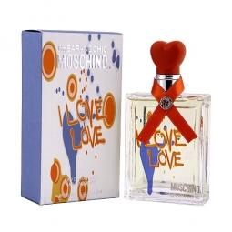 Moschino Cheap and Chic I Love Love 100 ml обновленный