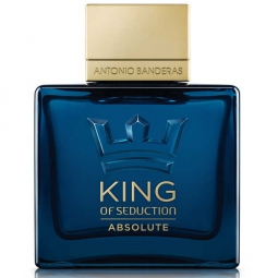 Antonio Banderas King of Seduction Absolute 100 ml
