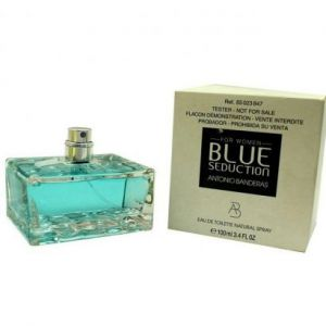 Antonio Banderas Blue Seduction For Women edt 100ml tester