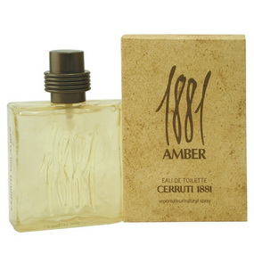 Cerruti 1881 Amber edt 100 ml (m)