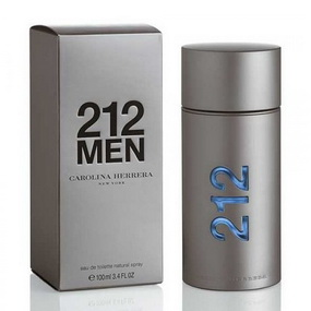 Carolina Herrera 212 Men edt 100 ml (m)