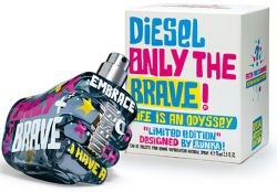 Diesel Only The Brave Life Is An Odyssey Limited Edition 75ml