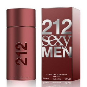 Carolina Herrera 212 Men Sexy edt 100 ml (m)