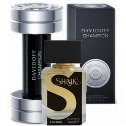 Духи SHAIK №045 - Davidoff CHAMPION 50 ml