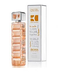 HUGO BOSS Orange Charity Edition 75 ml