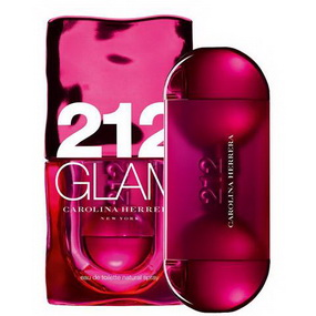 Carolina Herrera 212 Glam For Women edt 60 ml (w)