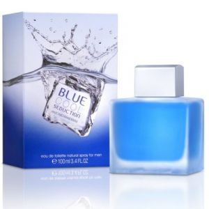 Antonio Banderas Blue Cool Seduction for men 100 ml
