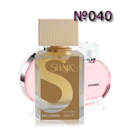 Духи SHAIK №040 - CHANEL Chance Eau Tendre Women 50ml