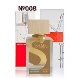 Духи SHAIK №008 - ARMAND BASI In Red 50ml женские