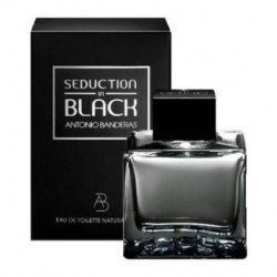 Antonio Banderas Seduction In Black 100 ml