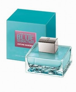 Antonio Banderas Blue Seduction for Women 100 ml