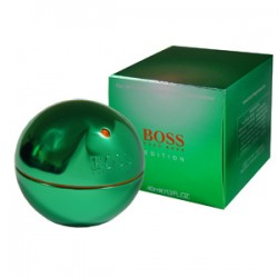 HUGO BOSS In Motion Edition Green 90 ml