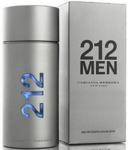 Carolina Herrera 212 Men 100 ml