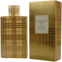 Burberry Brit Gold 100 ml