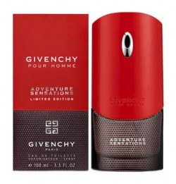 GIVENCHY Adventure Sensations Limited Edition 100 ml