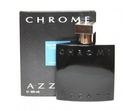 Azzaro Chrome black 100  ml