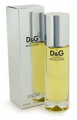 Dolce and Gabbana Masculine  100 ml