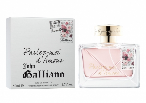 John Galliano Parlez-Moi d'Amour 80ml