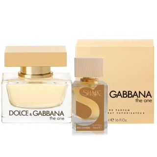 Духи SHAIK №070 - DOLCE GABBANA the One Women 50ml