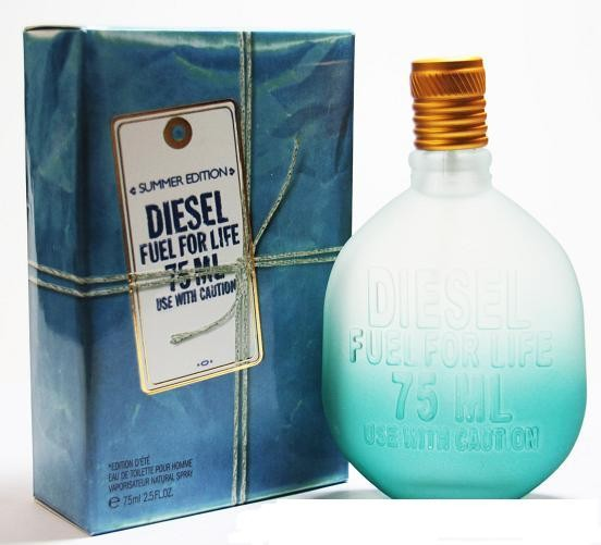 Diesel Fuel For Life Summer Edition pour homme 75 ml
