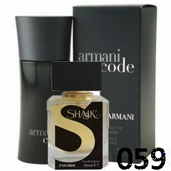 Духи SHAIK №059 - Armani Code men 50 ml