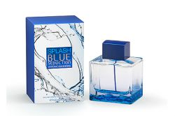 Antonio Banderas Splash Blue Seduction for Men 100ml