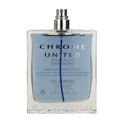 Azzaro Chrome United edt 100 ml (m) tester