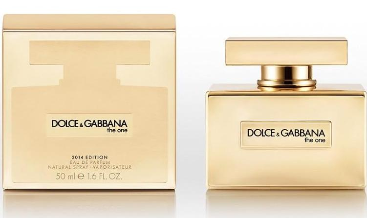Dolce and Gabbana The One Gold Limited Edition 75ml