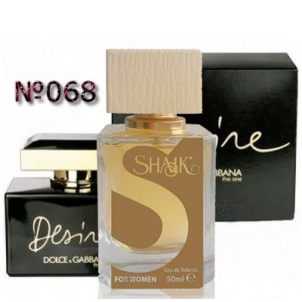 Духи SHAIK №068 - DOLCE GABBANA the One Desire 50ml Women