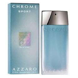 Azzaro Chrome Sport edt 100 ml (m)