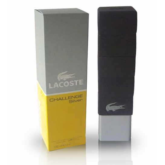 Lacoste Challenge Silver 100 ml