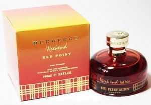 Burberry Weekend Red Point 100ml